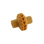 Wooden Mini Roller - Over-lapping Squares 5mm