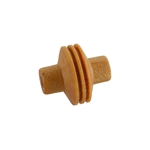 Wooden Mini Roller - Parallel Lines 5mm