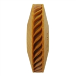Wooden Finger Roller - Rope 8mm