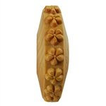 Wooden Finger Roller - Daisy 8mm