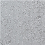 Texture Tile: Roses and Swirls Embossed
