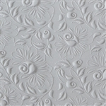 Texture Tile: Climbing Roses Embossed