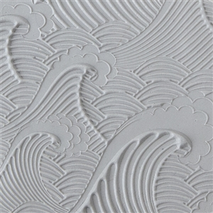 Texture Tile: Waves Embossed