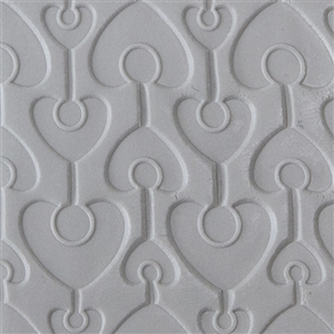 Texture Tile - Heart Strings