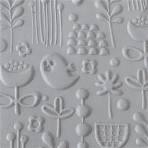 Texture Tile - Spring Cleaning Embossed
