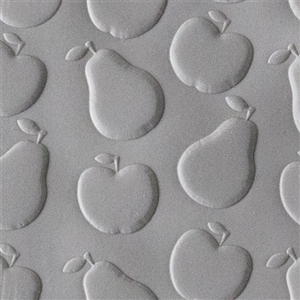 Texture Tile - Pair-a-Fruit Embossed