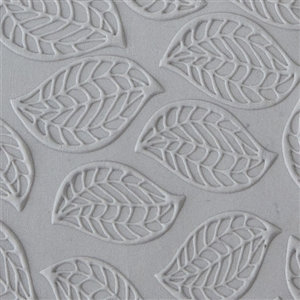 Texture Tile - Falling Leaves Embossed