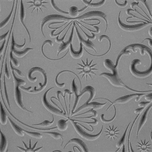Texture Tile - Pollination Embossed