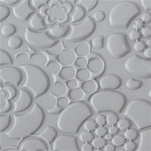 Texture Tile - Floral Carpet Embossed