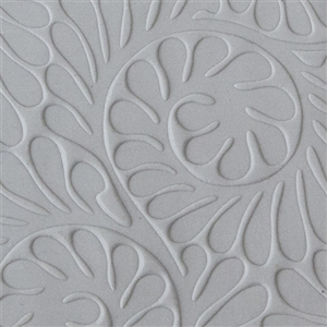Texture Tile - Fiddlehead Fern