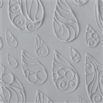 Texture Tile - Rainy Day Embossed