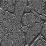 Texture Tile - Paisley Party