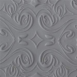 Texture Tile: Tribal Swirls