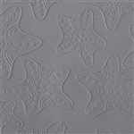 Texture Tile - Jeweled Starfish Fineline