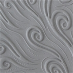 Texture Tile - Whimsical Wind Embossed