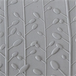 Texture Tile - Plum Tree Embossed
