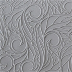 Texture Tile - Feather Flurry Reverse