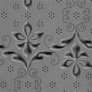 Texture Tile - Secret Romance Embossed