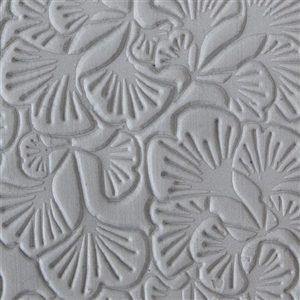 Texture Tile: Gingko Leaves