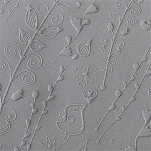 Texture Tile - Spring Love Fineline