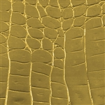 Textured Metal - Snake Skin - Brass 24 gauge