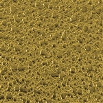 Textured Metal - Splatter Paint - Brass 24 gauge