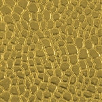 Textured Metal - Pebble Path - Brass 24 gauge