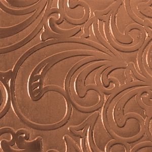 Textured Metal - Whirlwind - Copper