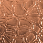 Textured Metal - Cobblestone - Copper