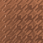 Textured Metal - Many Antenny - Copper 24 gauge