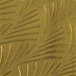 Textured Metal - Fanfare - Brass 22 gauge