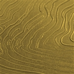 Textured Metal - Topography - Brass 22 gauge