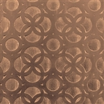 Textured Metal - Confessional Wall - Bronze 22 gauge