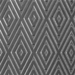 Textured Metal - Checkered Past - Fine Silver 18 gauge