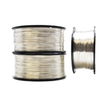Sterling Silver Wire 22 ga Half Hard
