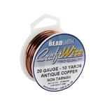 Vintage Copper Wire - 20 gauge