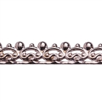 Bezel Wire - Copper - Gallery #12 24 gauge Dead Soft - 6""