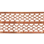 Patterned Wire - Copper - Mesh Ribbon 24 gauge Dead Soft - 6""