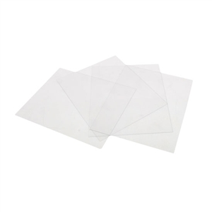 "Cool Tools Clear Worksurfaces - 4"" x 5"""