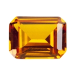 Nano Gems - Dark Orange - Radiant