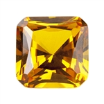 Nano Gems - Orange - Asscher