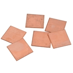 Copper Shape - Square - 18 gauge