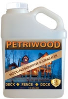 Petri-Wood Cedar Oil Wood Preservative