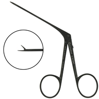Gunter-Gator Ear Forceps C-Ebonized - mytaMed, inc.