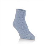 Chenille Lounge Socks with Grippers
