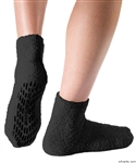 Men's Chenille Socks with Grippers