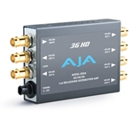 3GDA 1x6 3G/HD/SD-SDI Reclocking Distribution Amplifier