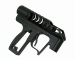 ANS Ion QEV, Trigger, Body, Frame - Black
