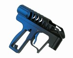 ANS Ion QEV, Trigger, Body, Frame - Blue/Black