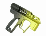 ANS Ion QEV, Trigger, Body, Frame - Yellow/Black